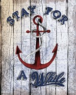 Stay Anchor