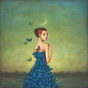 Metamorphosis in Blue