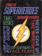 Virtues of Superheroes I