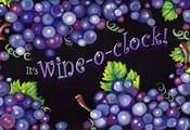 Wine O'Clock Grapes