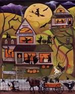 Halloween School of Witchcraft