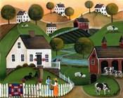 Flower Lady Dairy Farm