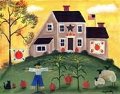 Scarecrow Pumpkin Sheeppsd