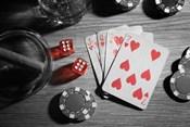 Pop of Color Poker