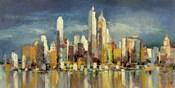 New York, riflessi del mattino