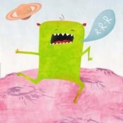 Alien Friend #1