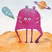 Alien Friend #2