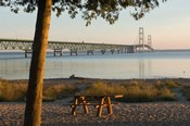Mackinac Bridge, Mackinaw City