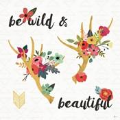 Boho Beauty I