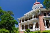 Longwood' house built in Oriental Villa style, 1859, Natchez, Mississippi