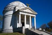 Illinois Memorial, Vicksburg, Mississippi