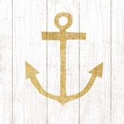 Beachscape III Anchor Gold Neutral