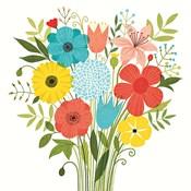 Seaside Bouquet I