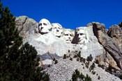 Mt Rushmore Presidents, South Dakota