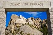 Grand View Terrace, Mount Rushmore