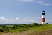 Massachusetts, Nantucket, Sankaty lighthouse