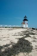Nantucket Brant Point lighthouse, Massachusetts