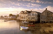 Massachusetts, Nantucket Island, Old North Wharf