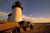 Massachusetts, Nantucket, Brant Point lighthouse