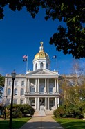 Capitol building, Concord, New Hampshire