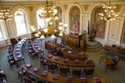Capitol building in Concord, New Hampshire