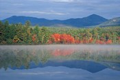 Chocorua Lake, White Mountains, New Hampshire