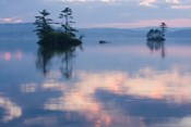Dawn on Lake Winnepesauke, Moultonboro Neck, Moultonboro, New Hampshire