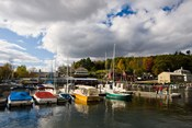 Sunapee Harbor, Lake Sunapee, New Hampshire