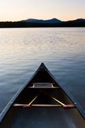 Canoe, White Lake State Park, New Hampshire