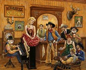Wild Wild West Saloon