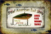 Fishing - Bait Shop
