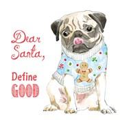 Glamour Pups Christmas IV