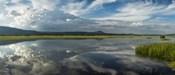 Lake Cuitzeo, Michoacan State, Mexico