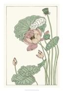Botanical Gloriosa Lotus II