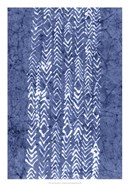 Indigo Primitive Patterns V