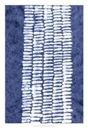 Indigo Primitive Patterns VII