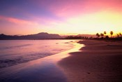 Beach sunset, Nadi, Fiji