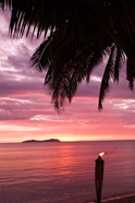 Tropical Sunset, Beqa Island, Fiji