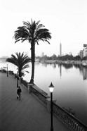 View of the Nile River, Cairo, Egypt