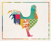 Boho Rooster
