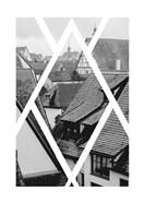 Rothenburg Housetops