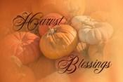 Harvest Blessings I