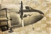Prop Plane Nose