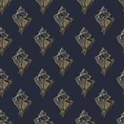 Gold Shell Pattern