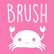 Sea Creatures-Brush
