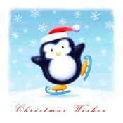 Christmas Wishes - Penguin