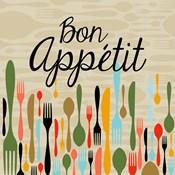 Bon Appetit Cutlery Beige