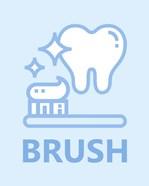 Boy's Bathroom Task-Brush
