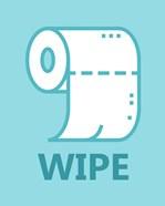 Boy's Bathroom Task-Wipe