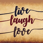 Live Laugh Love-Aged Script